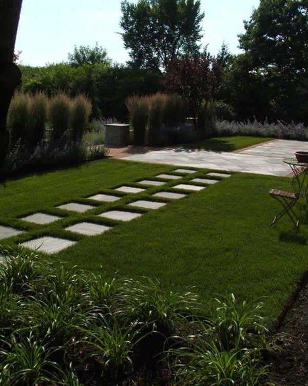 Natural Garden Pond Ideas