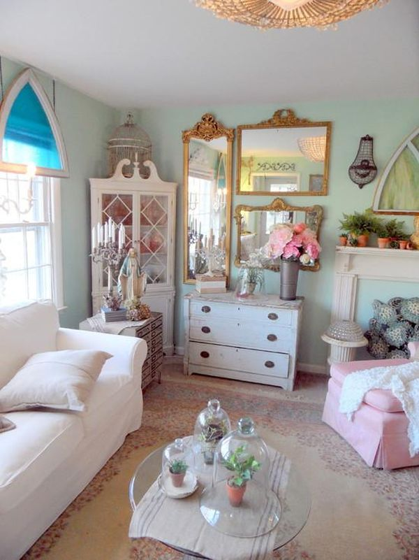 How To Achieve Shabby Chic D 233 Cor