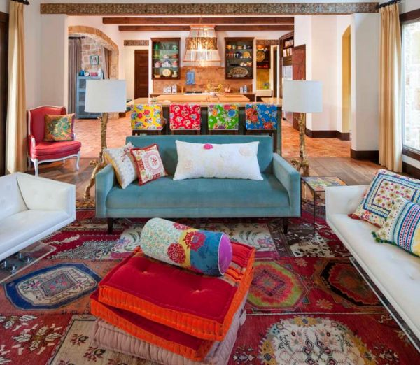 How to Achieve Bohemian  or    Boho Chic     Style View in gallery