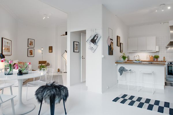Living Room Idea Apartment Small