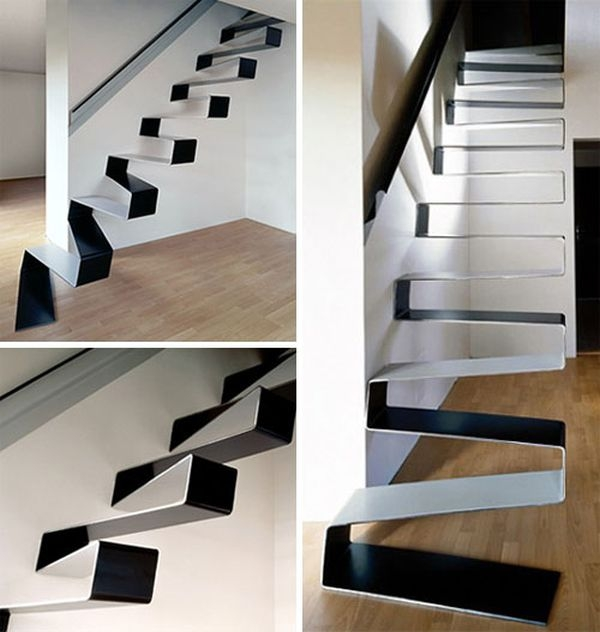 The 25 Most Creative And Modern Staircase Designs   Modern Staircase Designs For Homes   Spiral   Steel   Minimalist   Concrete   Awesome