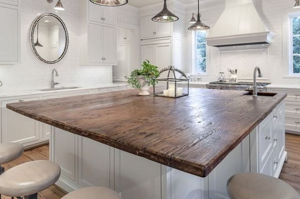 20 Unique Countertops Guaranteed To Make Your Kitchen Stand Out View in gallery