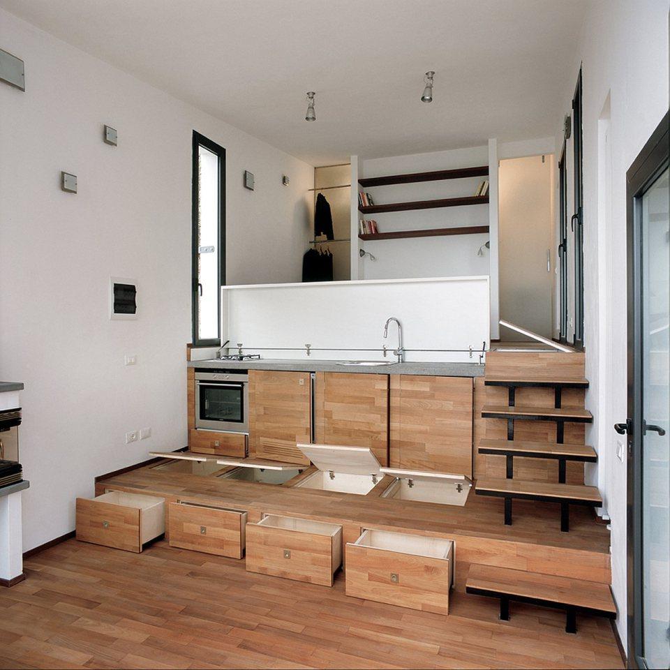 Open Plan Kitchen Diner Living Room Gallery