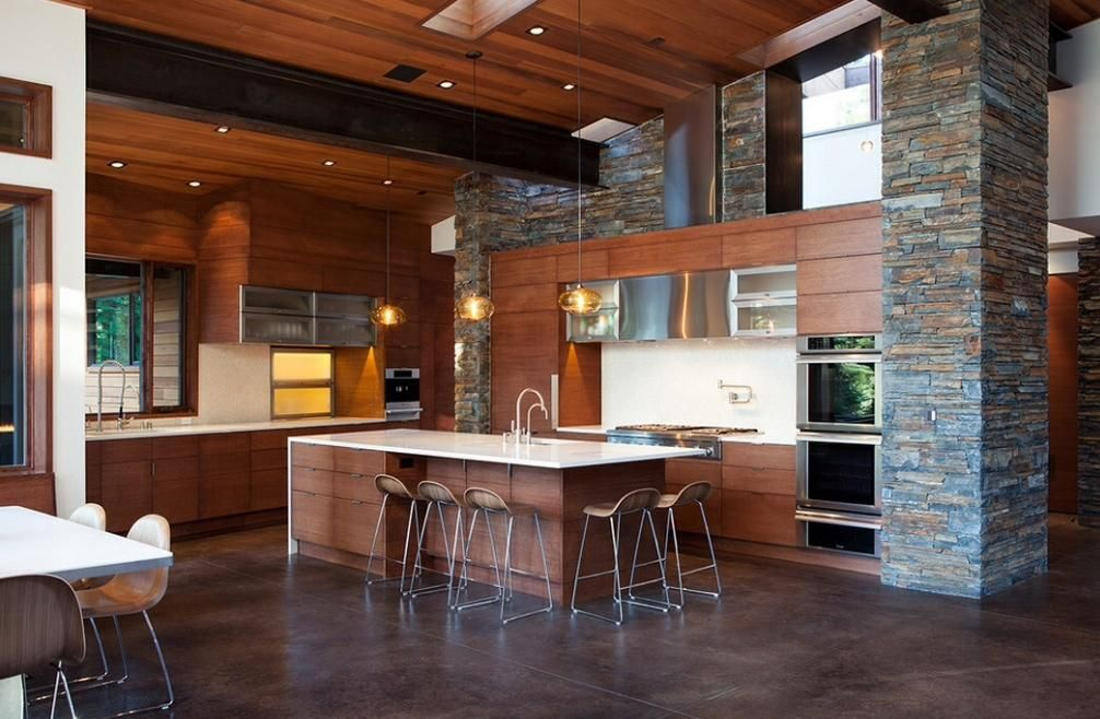 Best Kitchen Work Zones