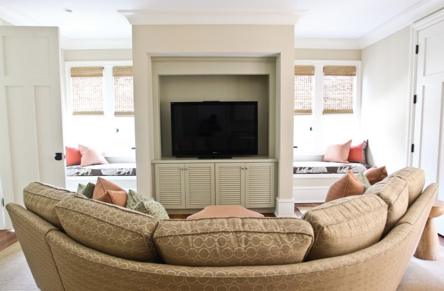 Sectional Couch Tv Room