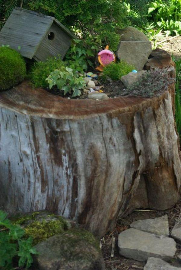Yard Tree Decorations