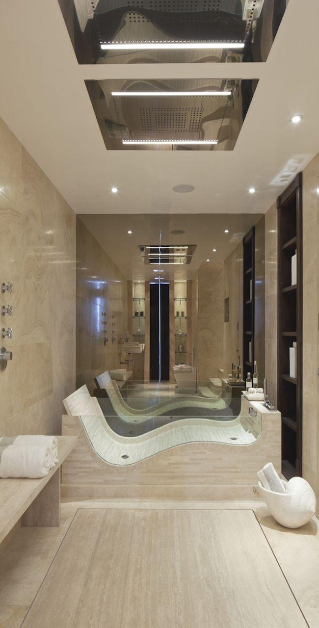 Best Kitchen Gallery: The Defining Design Elements Of Luxury Bathrooms of Luxury Bathroom Designs  on rachelxblog.com