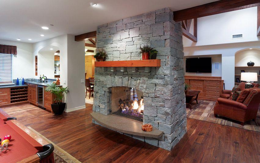 Wood Burning Stove Back Wall Ideas