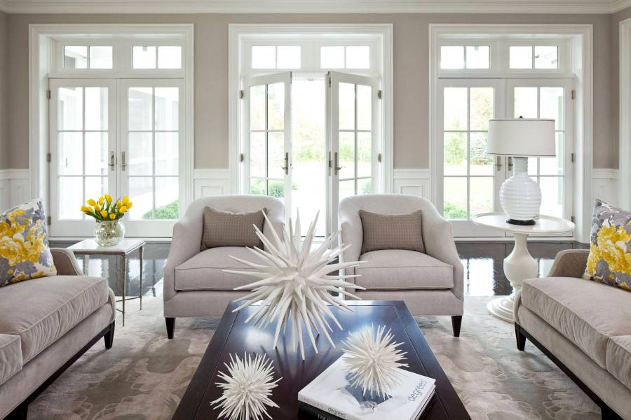 What Color is Taupe and How Should You Use it  taupe living room sofa collection