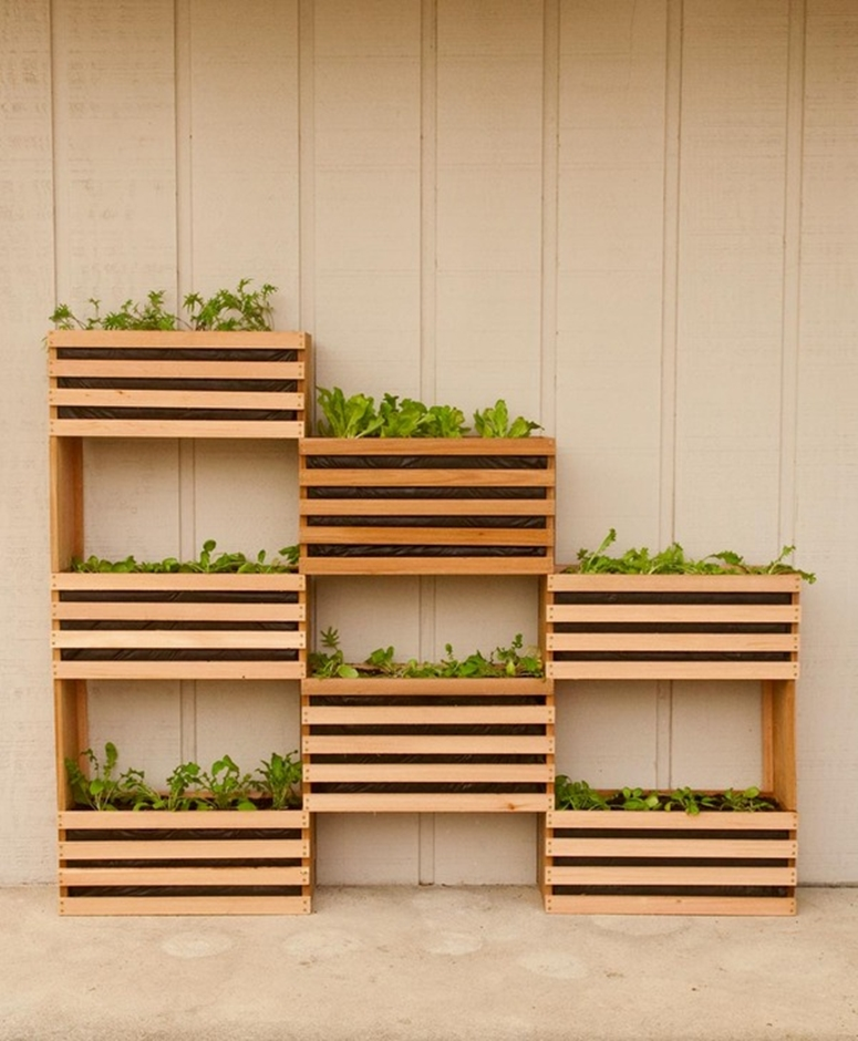 Vegetable Planter Box Ideas