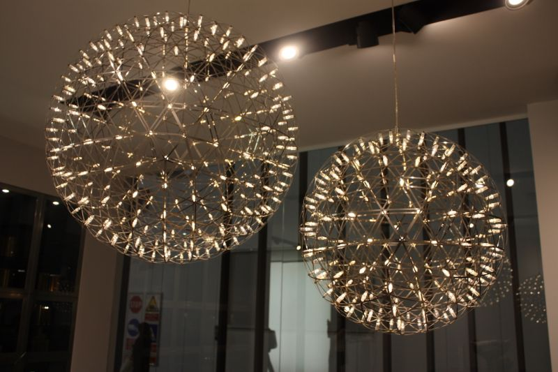 Large Industrial Pendant Light Fixtures