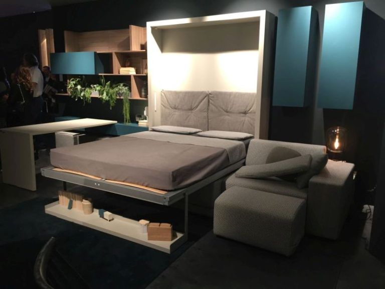 Murphy Bed Living Room Space Saving System Home