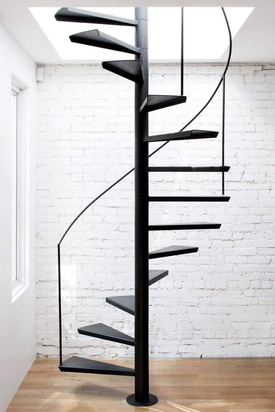 The 13 Types Of Staircases That You Need To Know   12 Ft Spiral Staircase   Stair Treads   Steel   Mylen Stairs   Staircase Kit   Stair Kit