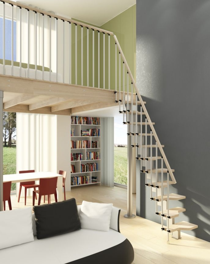 The 13 Types Of Staircases That You Need To Know | Home Outside Steps Design | Diy | Front | Curved Front | Basic Outdoor | Deck