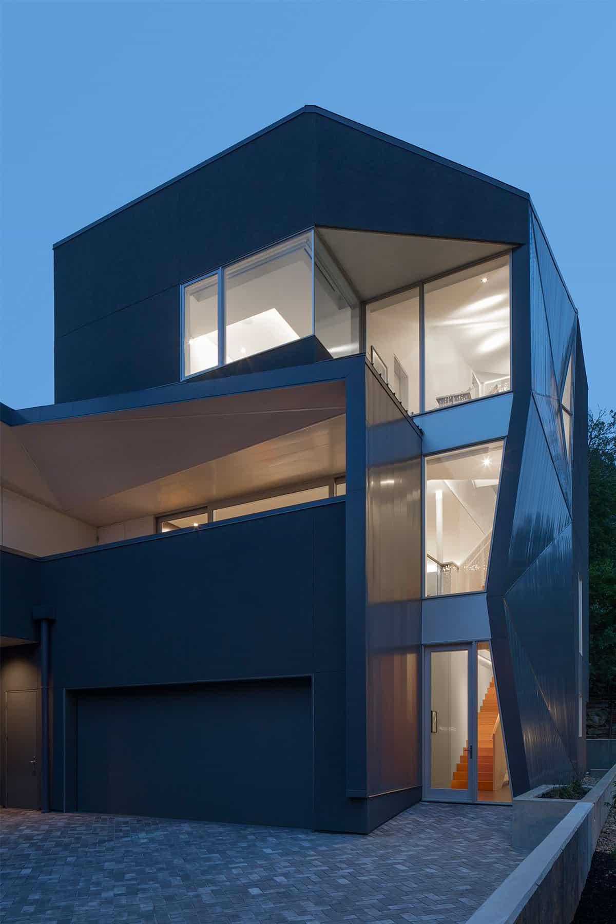 Robert Maschke Architects Design A Little Big House In