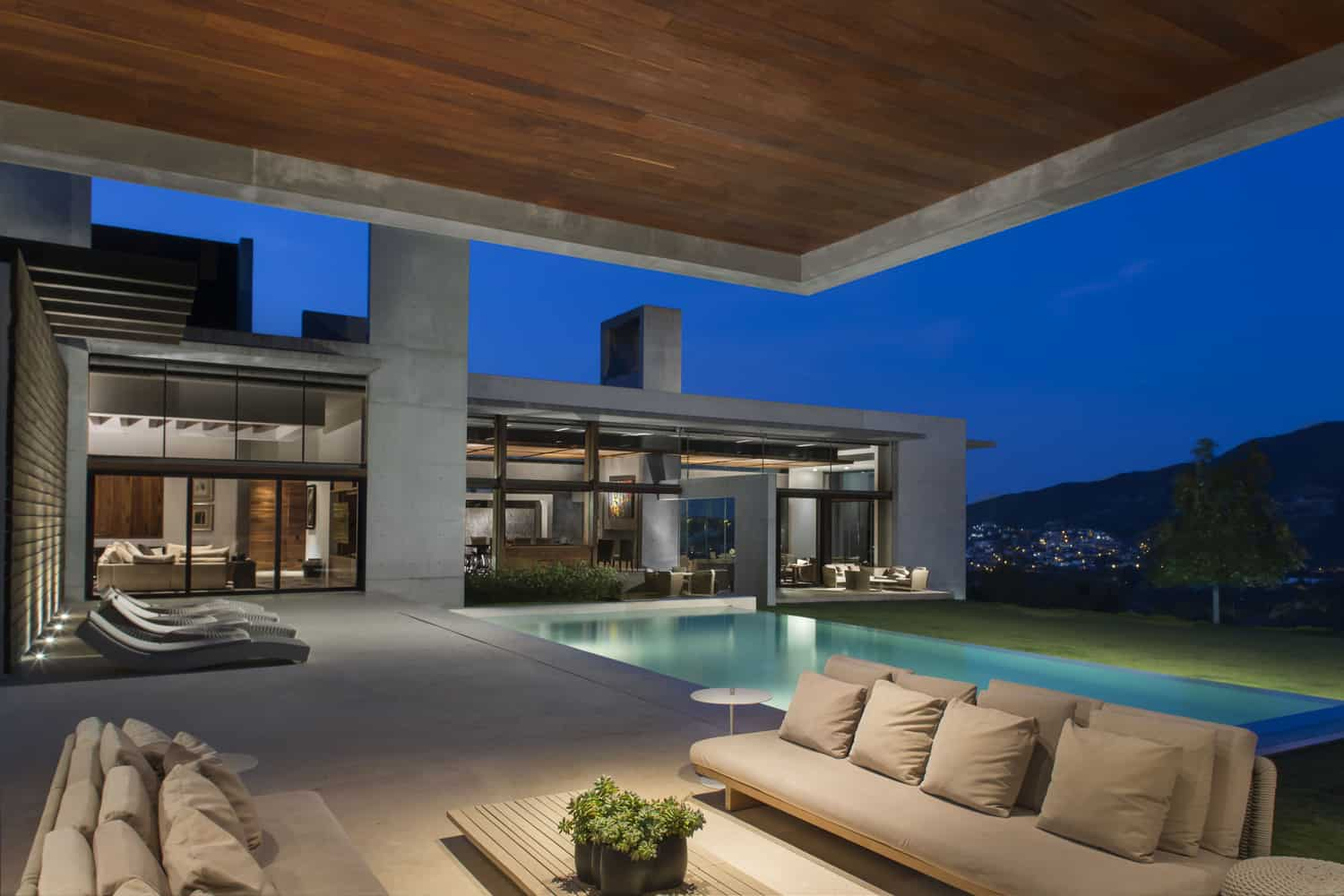 Spectacular Home In The Northern Crest Of Nuevo Leon Mexico