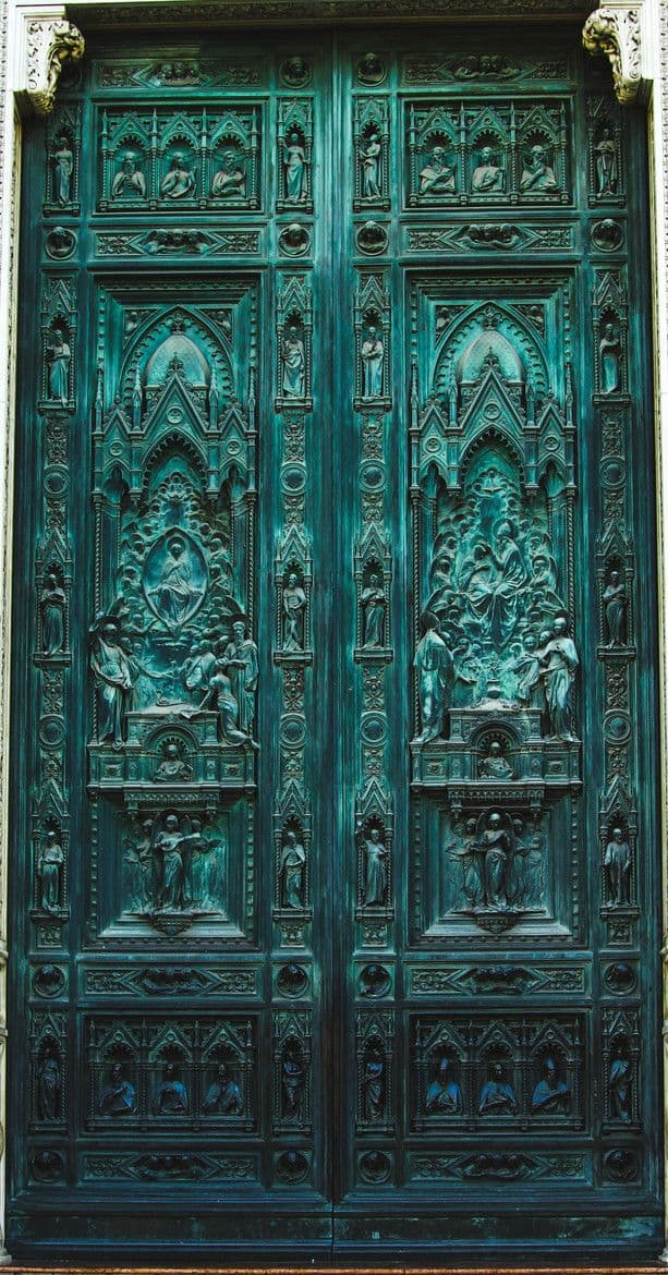 Top 20 Out Of This World Magical Door Designs