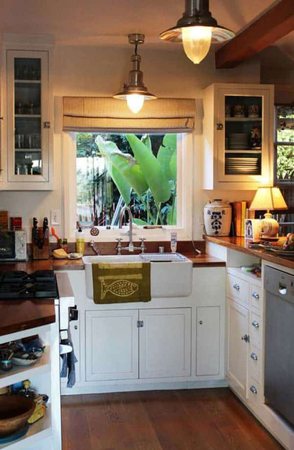 Kitchen Decor Ideas Small Homes