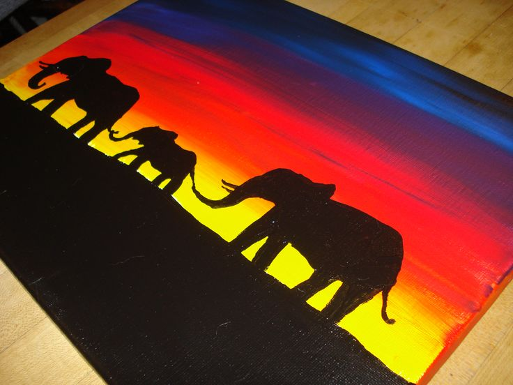 easy canvas paintings - HD3072×2304