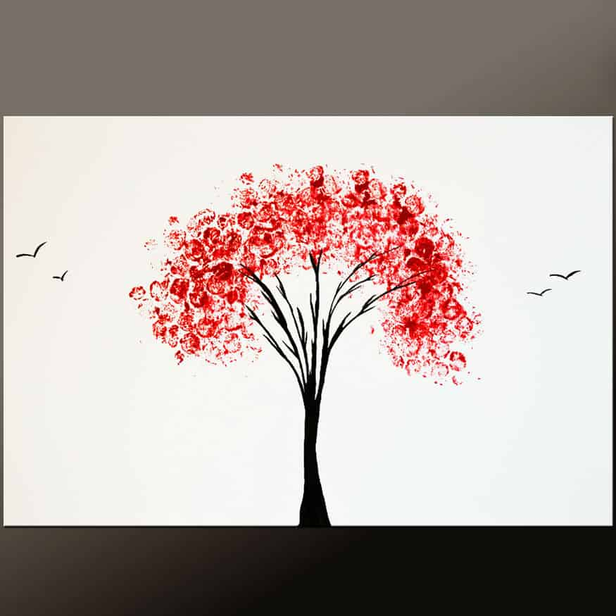 we bring the Best Canvas Painting Ideas for Beginners who has that artist to throw colors on the sheet portraying the thoughts running into mind