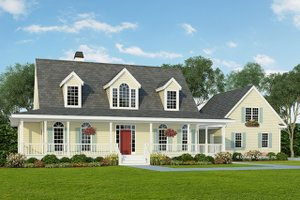 2 Story House Plans from HomePlans com Plan