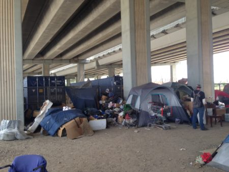 Federal Judge Houston Can Clear Out Homeless Tent Cities