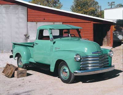 1954 Chevrolet Truck Howstuffworks