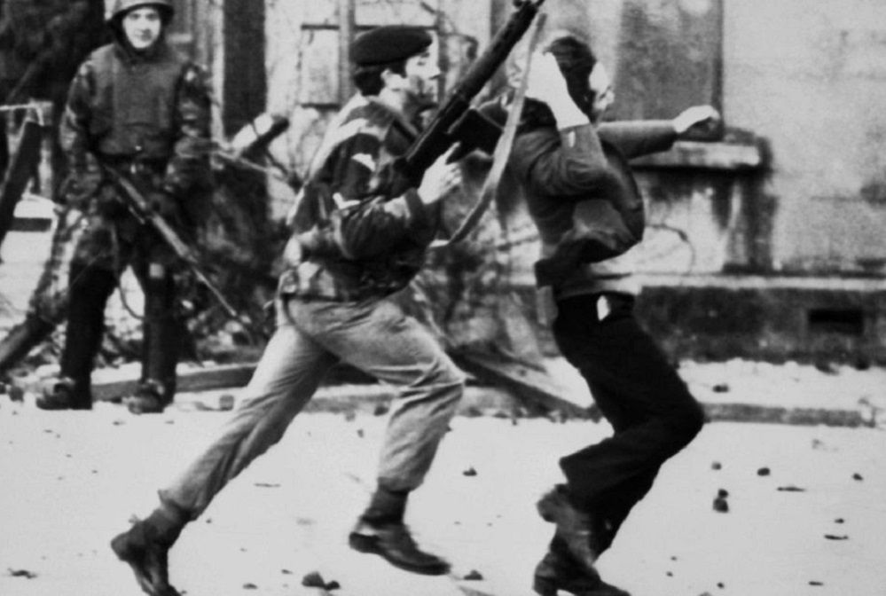 i24NEWS - Four decades later, one former British soldier ...