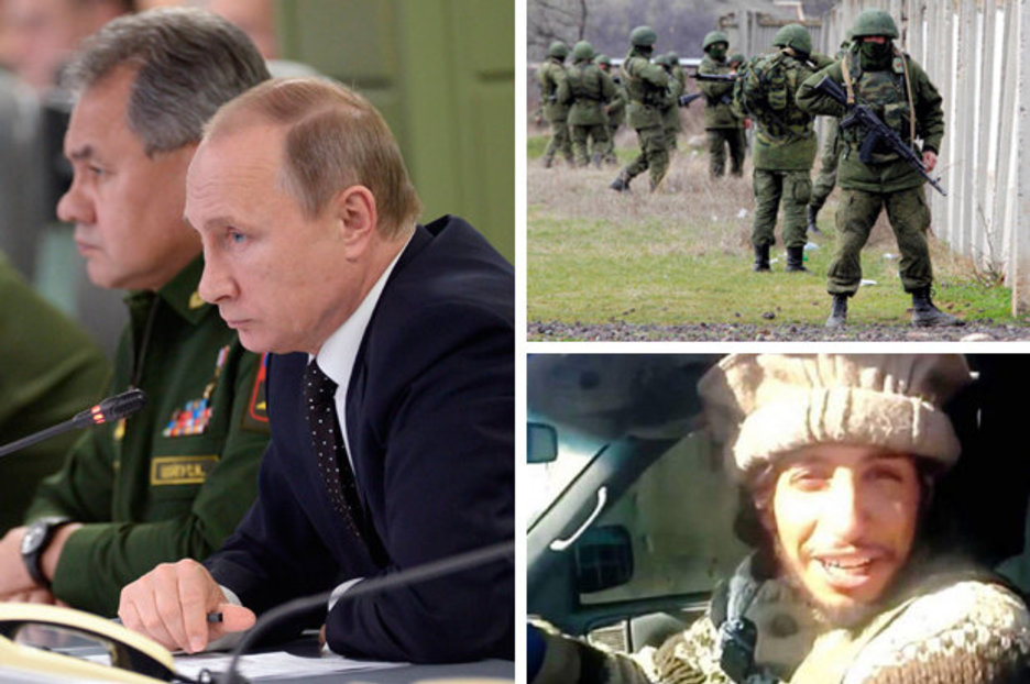 Russia To Bring Back Death Penalty For Isis Terrorists