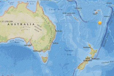 Fiji Earthquake: Pacific island rocked by 5.4 magnitude ...
