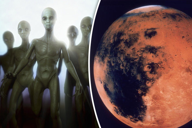 Alien Life On Mars Nasa Scientists Probing Red Planet