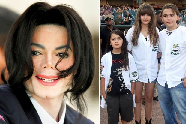 EXCLUSIVE: Michael Jackson's children set to inherit £ ...