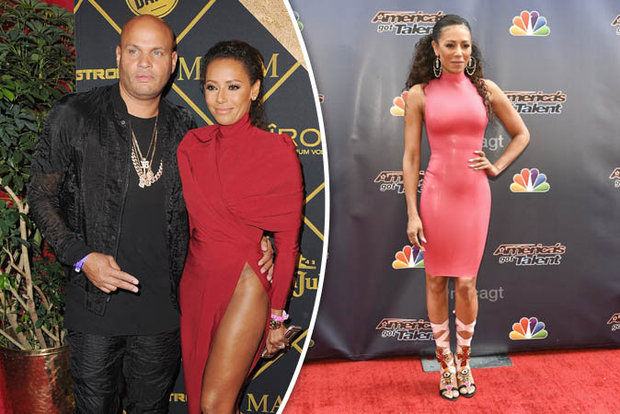 Mel B divorce  America Got Talent judge told to pay ex     30k a month     mel b divorce