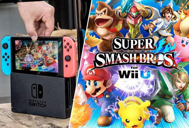 Nintendo Switch Super Smash Bros reveal trailer has angered a lot of     Nintendo Switch Super Smash Bros reveal trailer