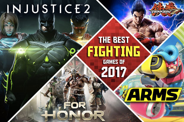 PS4  Xbox and Nintendo Switch Game Gift Guide 2017  The BEST     PS4  Xbox and Nintendo Switch Game Gift Guide 2017  The BEST Fighting Games  for