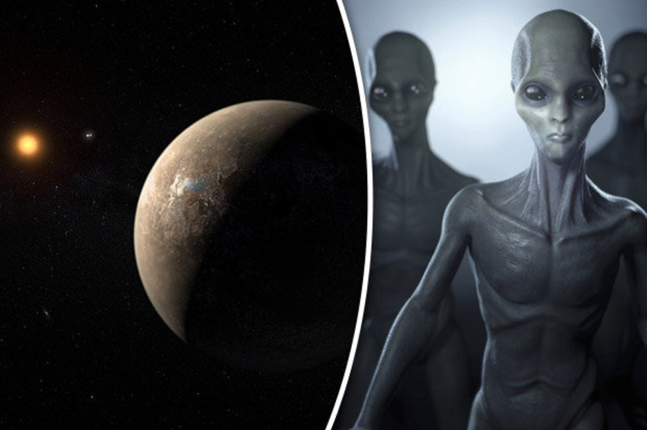 Alien News Shock Life Announcement On Second Earth