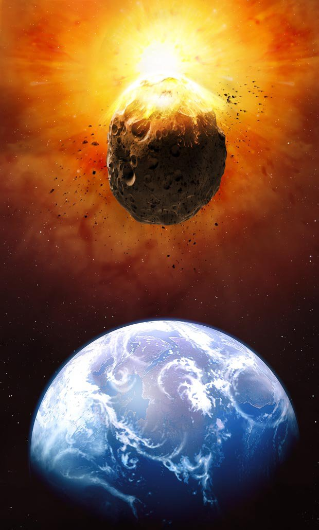 The End Is Near Secret Planet X To Hit Earth In December