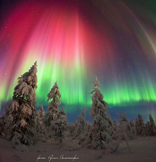 Northern Lights How It Works