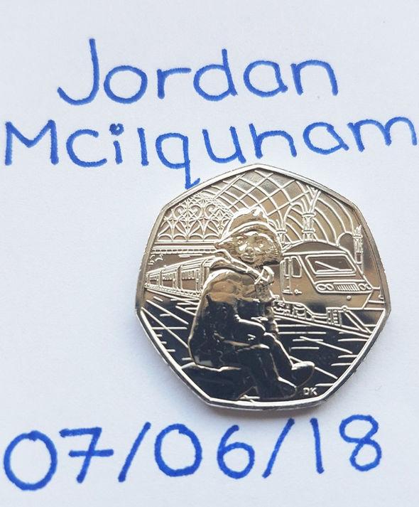paddington bear 50p coins # 26