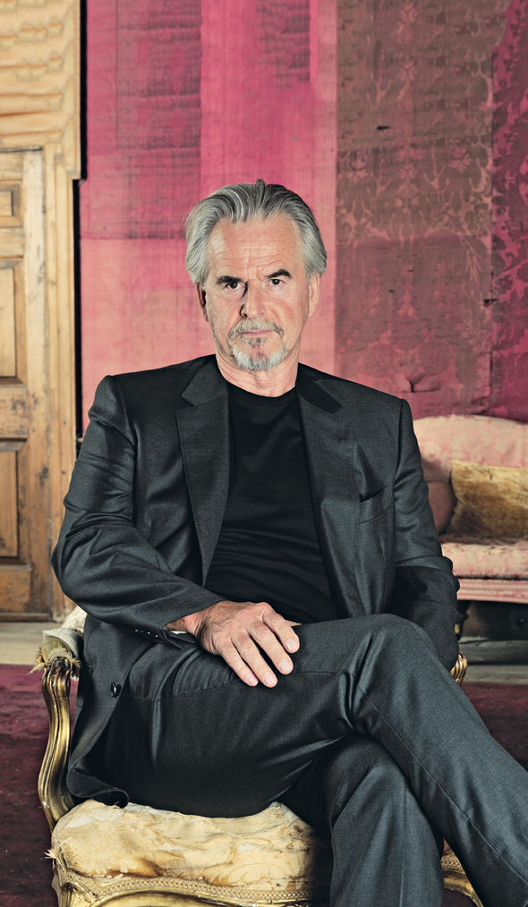 Actor Trevor Eve On His Career Life And Family Life