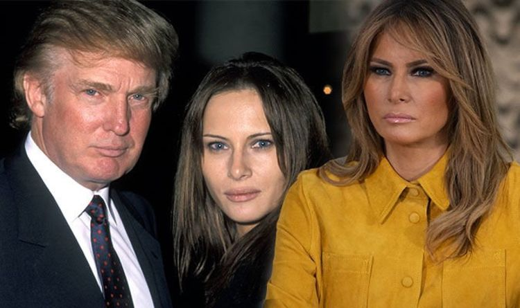Melania Trump young: What First Lady's life was like ...