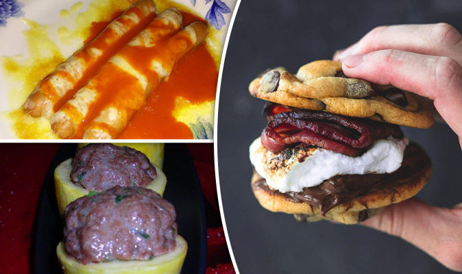 Are These Worst Home Cooked Meals Ever Food Pics To Make You Vomit Food Life Amp Style
