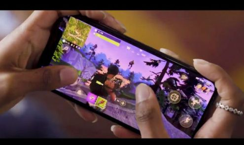 Epic Games Fortnite Mobile UPDATE  NEW release news for iOS and     The new Fortnite Mobile trailer gives players their first glimpse at  gameplay EPIC GAMES