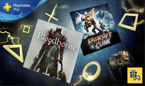PS Plus March 2018  BEST EVER  free games countdown   PS4 reveal     PlayStation Plus March 2018 Bloodborne  Ratchet and Clank