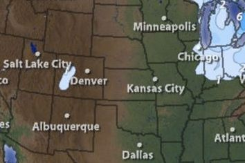 HD Decor Images » US weather map  Where will it snow in the USA today amid deep freeze     US weather map