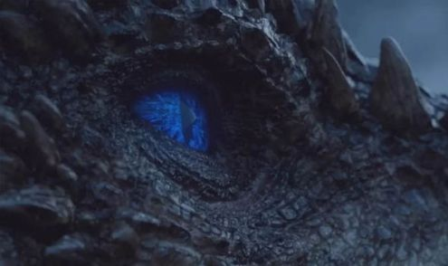Game of Thrones season 7  episode 6  Which of Daenerys  dragons was     Game of Thrones  White walker dragon