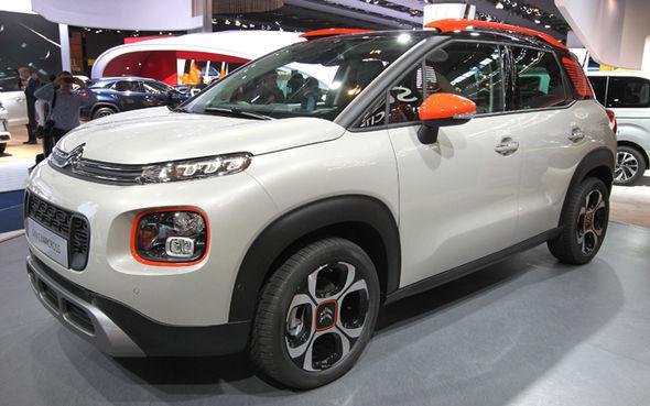 Citroen C3 Aircross Car Review Spacious New Vehicle