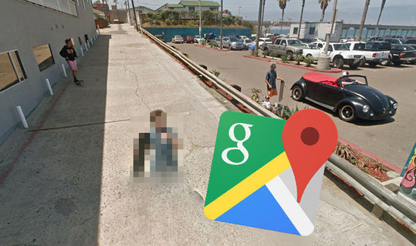 Google Maps Street View: Embarrassing picture of teen in ...