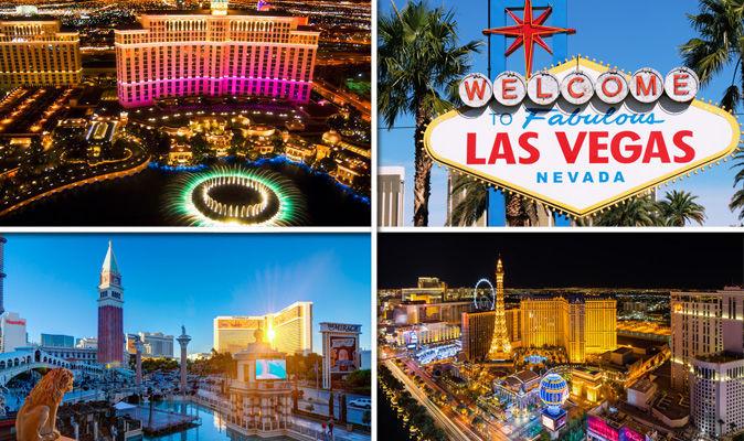 Famous Vegas Weddings
