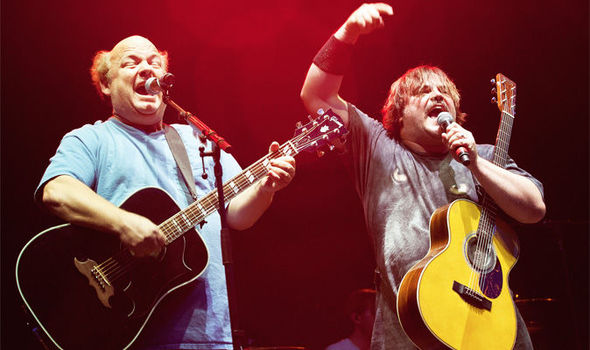 Tenacious D new album CONFIRMED for 2018 reveals Kyle Gass ...